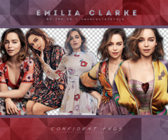 Pack Png 087 // Emilia Clarke by confidentpngs
