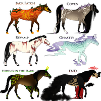 SPECIAL Halloween Breeding CLOSED by Drasayer