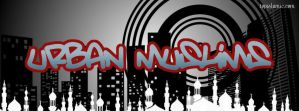 Urban Muslims Graffiti Fb Cover by topmuslim
