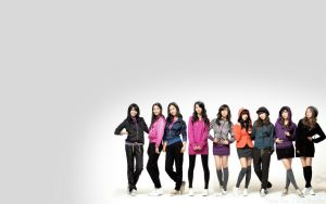 girls generation by vincentthan