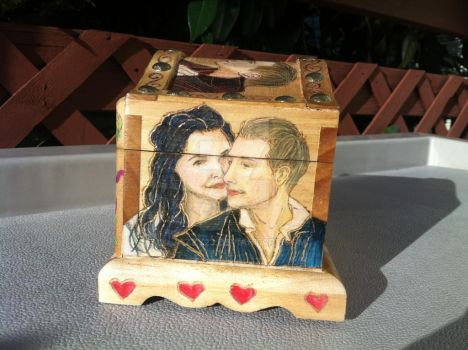 OUAT Snow and Charming box Side 1 by Jazzy23