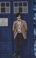 11th doctor -Matt Smith- by morning-star1
