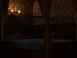 Reworked Stateroom by sith-kitten