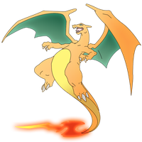Charizard by otakuron