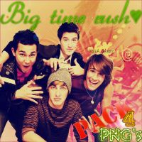 Big Time Rush 4 png by AnnieSerrano