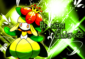 Lilligant signature by Totalheartsboy