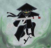 DP- Samurai Phantom by Selofain