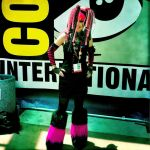 Cybergoth Costume - the decent photo by Llyzabeth