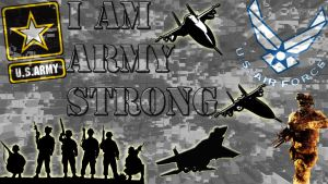 Army Strong by MonsterPon3