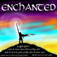 Enchanted CD cover by Willowsmummy