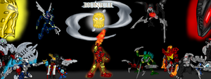 Bionicle poster by DarthDestruktor