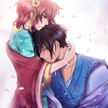 Akatsuki no Yona - Fanart - Secret Santa by balvana