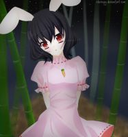 Tewi by cheriepy