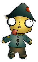 Gir: The Scarecrow by goRillA-iNK