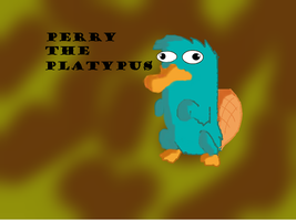 Perry the platypus by CutiesCat
