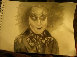 The Mad Hatter by dinosaurfever