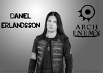 Daniel Erlandsson (Arch Enemy) by satans-anger