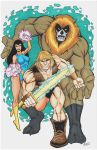 Thundarr the Barbarian by Budprince