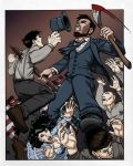 Abraham Lincoln Vampire Hunter - Color by DGanjamie