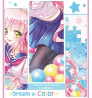 Dream in Color Artbook by Ero-Pinku