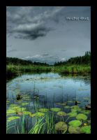 Bottomless Lake by HeatherWaller-Rivet
