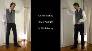 Angus Bumby Stock Pack 02 by Null-Entity