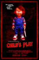 Childs Play Remake Poster2 V.2 by Mr-Rabba