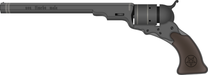 The Colt (Without Engraving) by CenCerberon