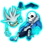 Sans and Silver by Nabuco88