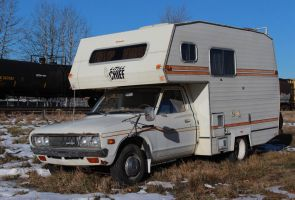 The Little Chief Camper by KyleAndTheClassics