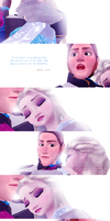 If Only [Hans x Elsa] by wintrydrop