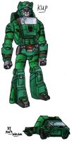 TF Generation One - Kup by KrytenMarkGen-0