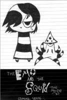 The Emo and the Squid by Zane-The-Mudfish