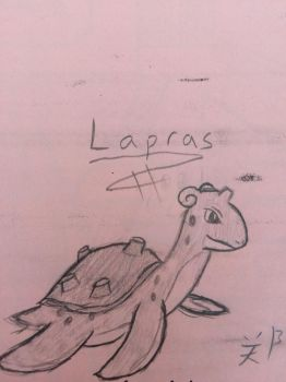 Lapras by kingster333