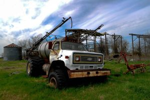 Heavy Chevy by AndrewCarrell1969