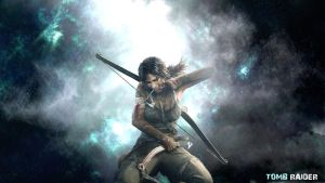 Lara croft : Tomb raider by andyNroses