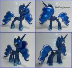 Princess Luna 2 by MadPonyScientist