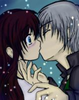 Vincent and Rayne: decorated by XxRoseAlchemistxX