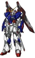 SEED Gundam Type 1 by RedZaku
