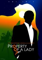 James Bond: Property of a Lady 3 by arunion