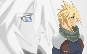 Cloud: The Power of Soldier by OOTrishOO