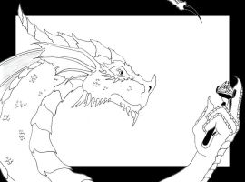 Bearded dragons for the LOSE by Allethaen