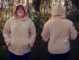 Dr Whooves Hoodie - Cosplay Jacket by Monostache