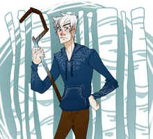Jack Frost by Shusihi