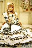 Versailles - Holy Grail - [Hizaki] by ZephyrusSly