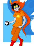 Male Vriska by LiETrickSTER