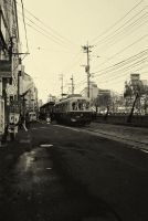 tram it by freyiathelove