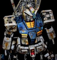 RX-78-2 Gundam by AngeloFalconio