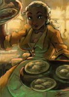 Tiana by AudGreen