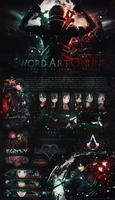 Sword Art Online by Sylinchen